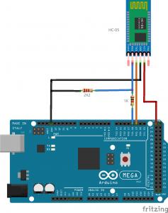 Koneksi Arduino dan Android melalui bluetooth dan MIT App